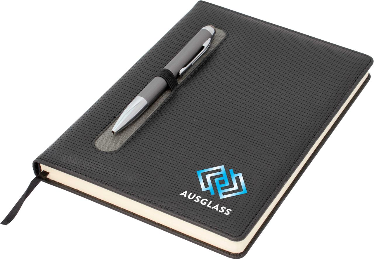 Promotional Product Vancouver A5 Notebook