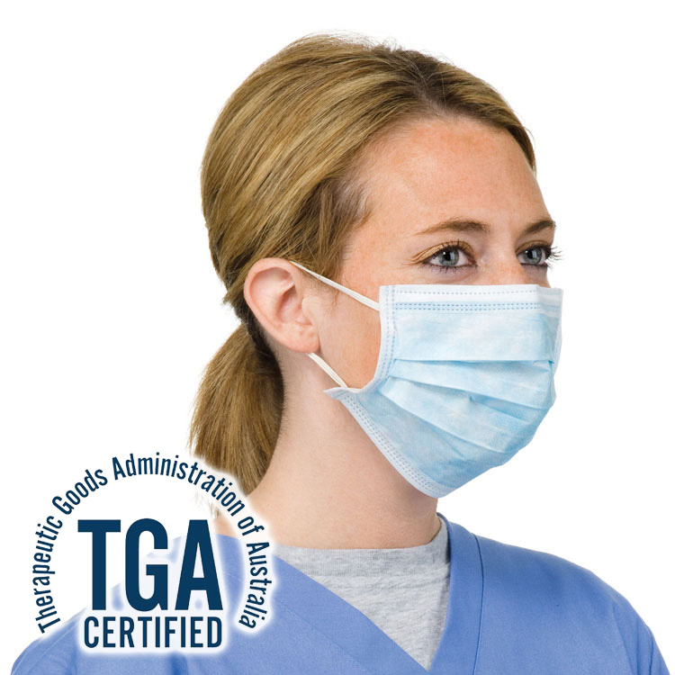 Promotional Product 3 Ply Surgical Face Mask
