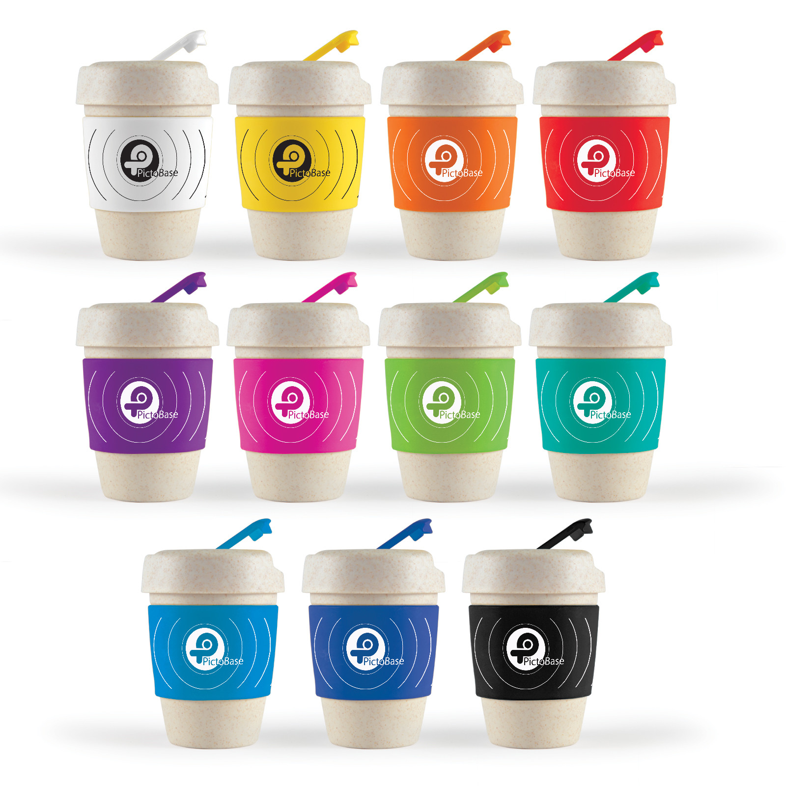 Promotional Product Kick Cup Eco / Silicone Band