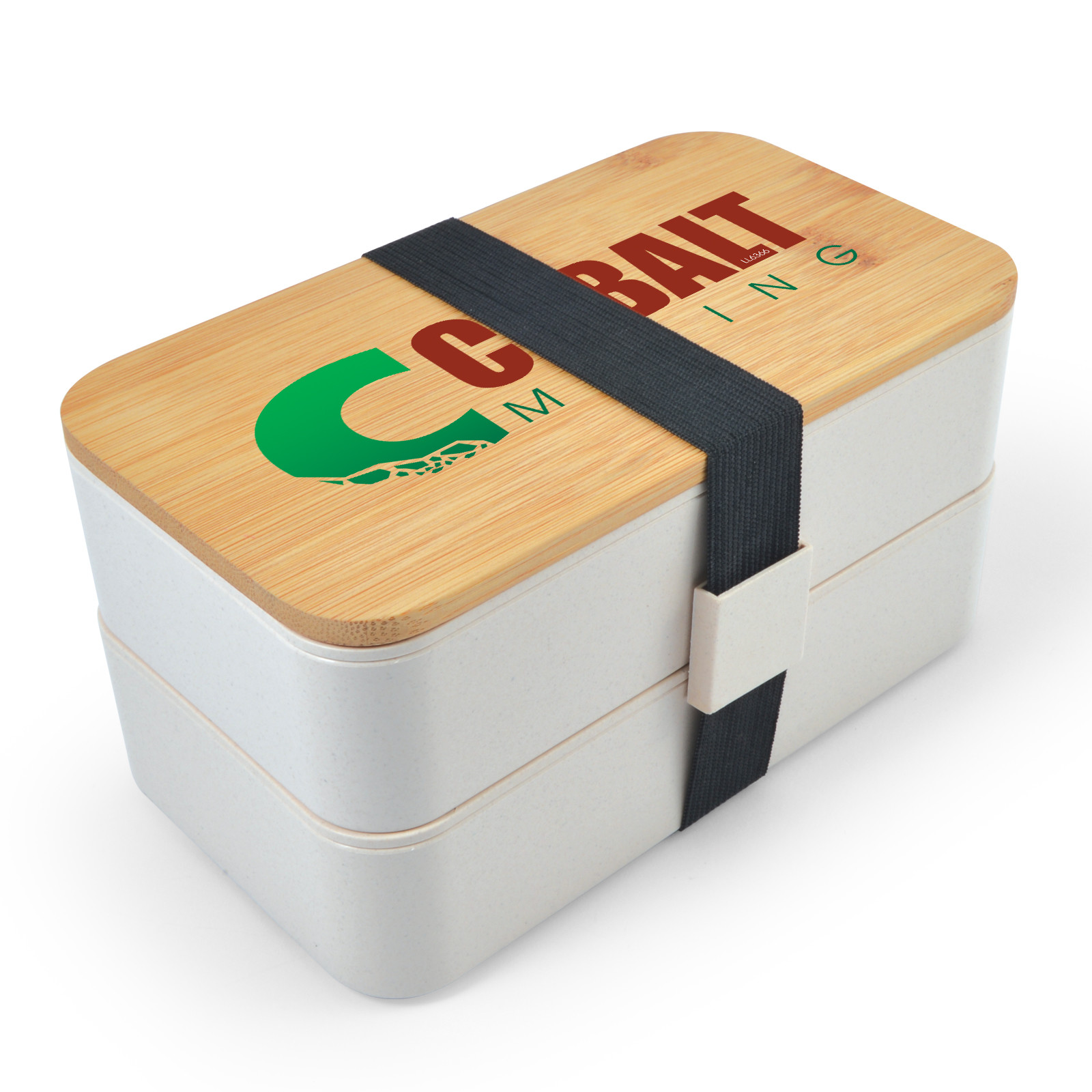 Promotional Product Stax Eco Lunch Box
