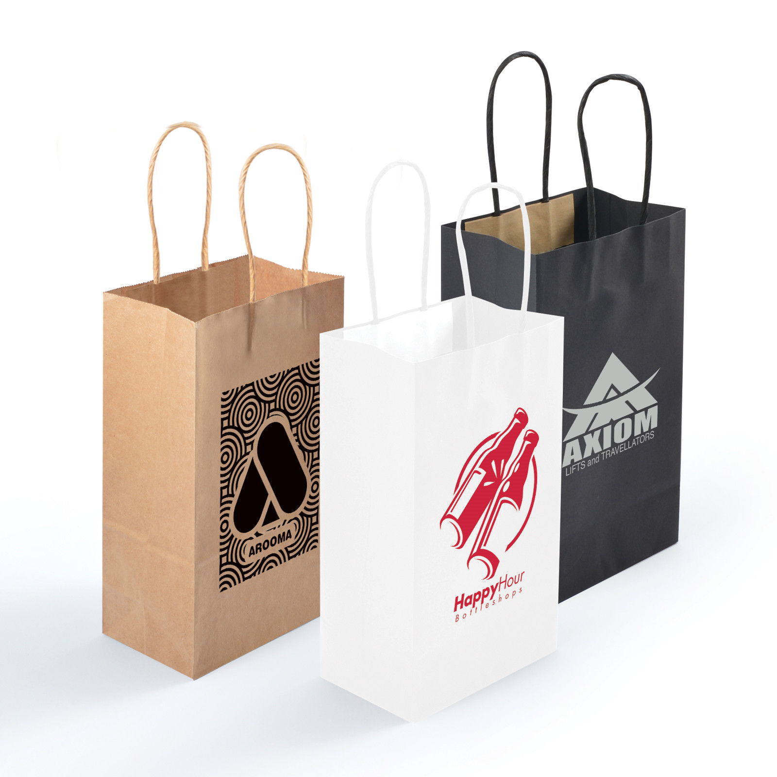 Promotional Product Express Paper Bag Small