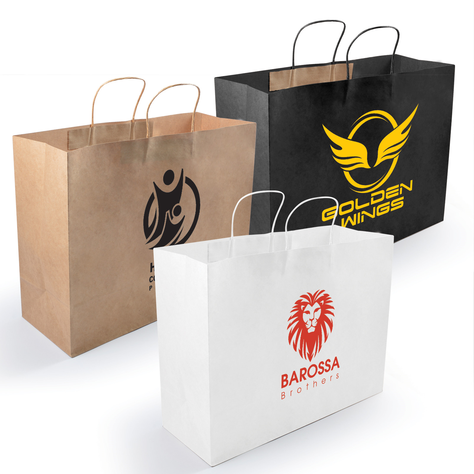 Promotional Product Express Paper Bag Extra Large