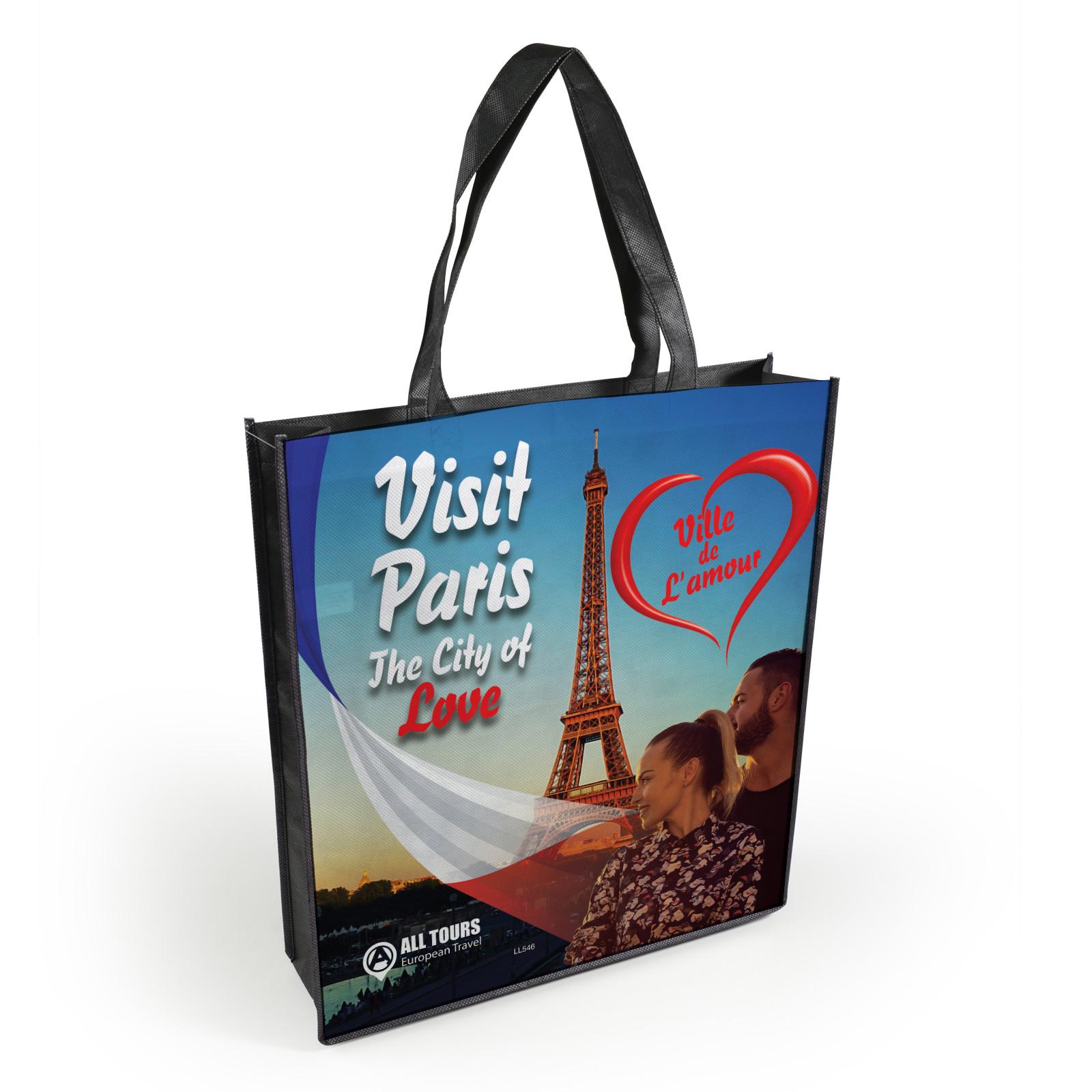 Promotional Product Paris Non Woven Bag