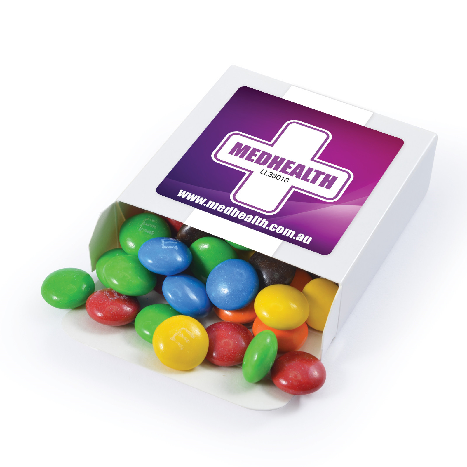 Promotional Product M&M's in 50 Gram Box