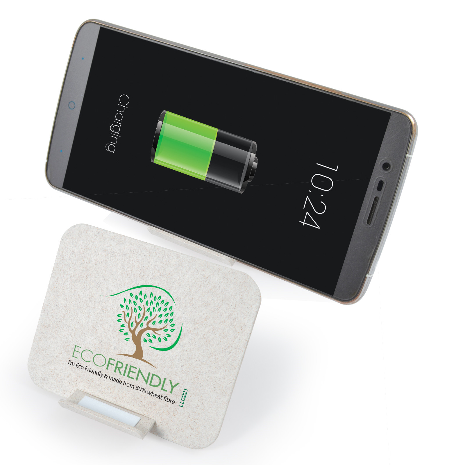 Promotional Product Proton Eco Wireless Charger