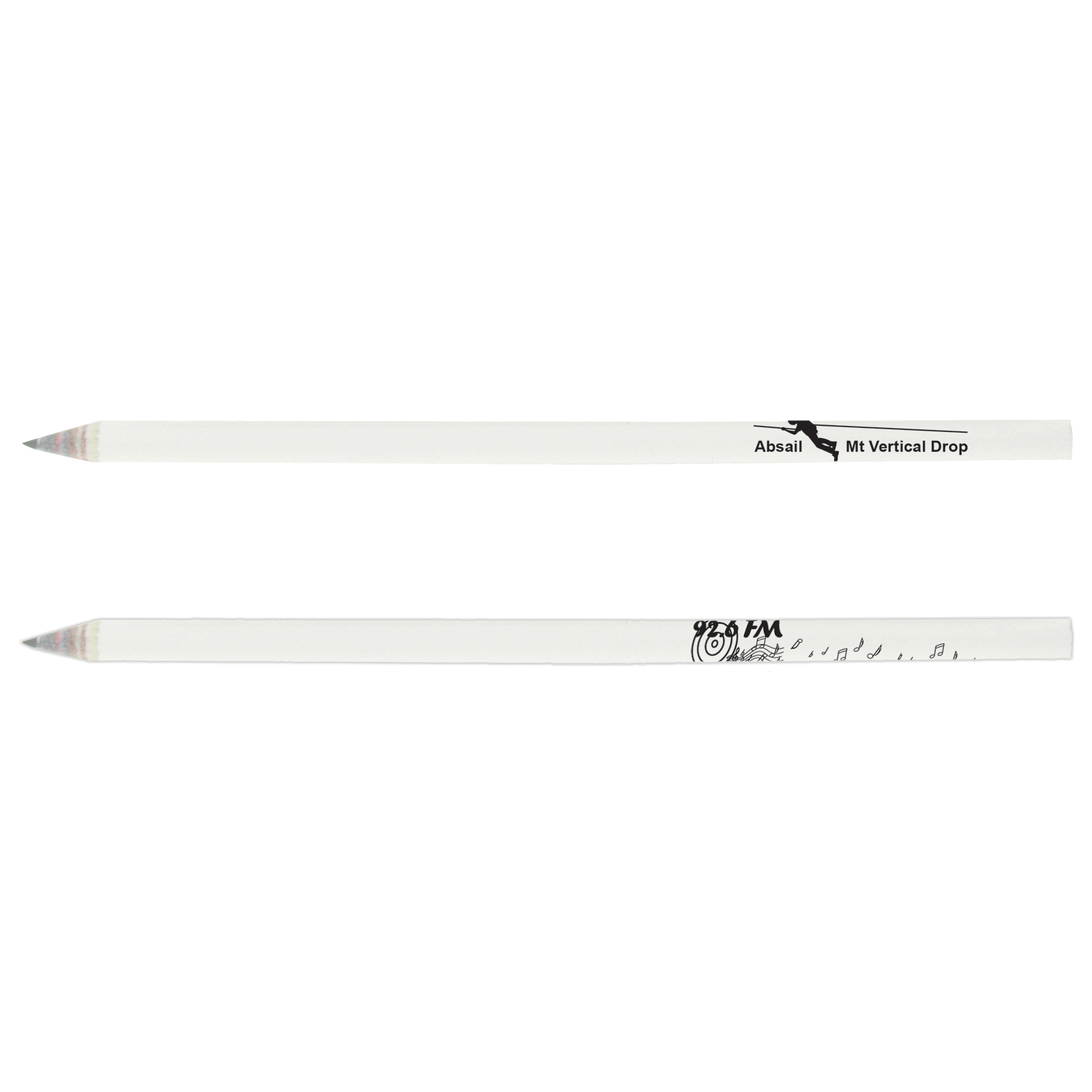 Promotional Product RECYCLED NEWSPAPER SHARPENED PENCIL