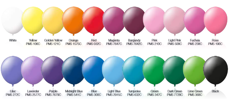 Promotional Product  Balloons 30cm