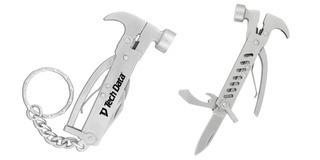 Promotional Product The Mini Martello Key Chain