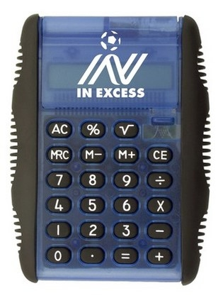 Promotional Product Flip Top Calculator