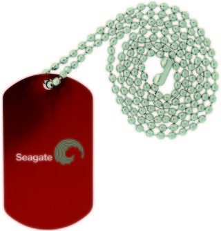 Promotional Product Dogtag with chain