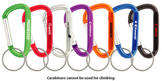 Promotional Product 70mm Carabiner