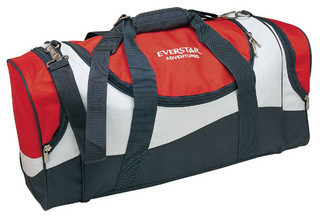 Promotional Product Sunset Sports Bag
