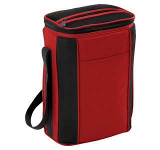 Promotional Product 12 Can/3 Wine Bottle Cooler Bag