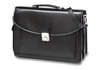 Promotional Product Leather Executive Brief Case
