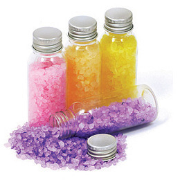 Promotional Product Bath Salts Bottle