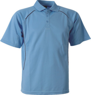 Promotional Product Mens Mix n Match Body and Piping Colour Polo