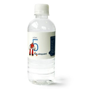 Promotional Product 350ml Natural Spring Water