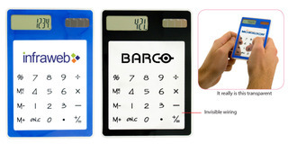 Promotional Product  Invisible Calculator