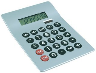 Promotional Product Desk Calculator