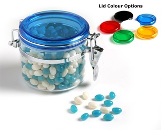 Promotional Product 300gm Jelly Beans in canister