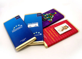 Promotional Product 100gm Chocolate Bar