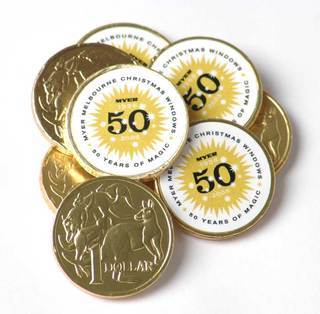 Promotional Product Chocolate Coins