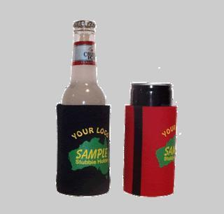 Promotional Product Breezer/Cooler Stubby Holder