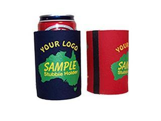 Promotional Product Stubby Holder with Base- 375ml