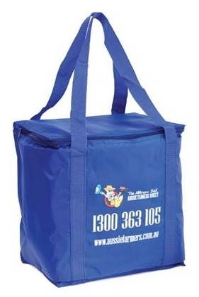 Promotional Product Bluecow Cooler Bag