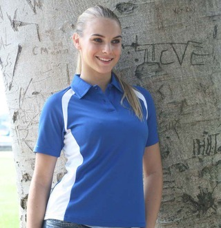 Promotional Product Ladies Team Essentials Polo