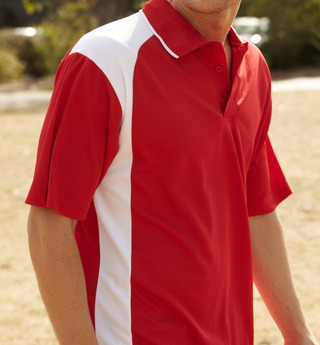 Promotional Product Asymetrical Polo