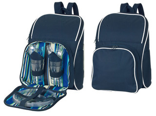 Promotional Product Sorrento 4 Setting Picnic Backpack