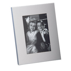 Promotional Product Florence Silver Photo Frame