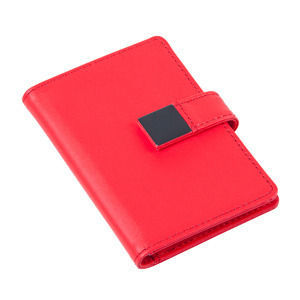 Promotional Product Vancouver Pocket Notepad with pen