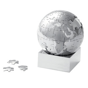 Promotional Product Executive Globe Puzzle
