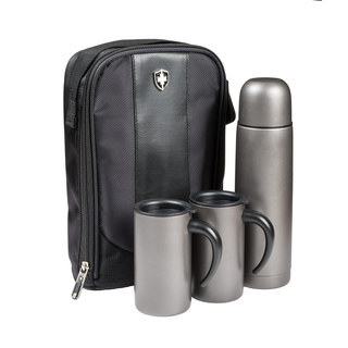 Promotional Product Swiss Peak Thermos Set