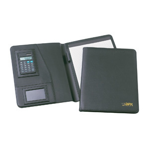 Promotional Product DALLAS A4 EXECUTIVE PAD COVER