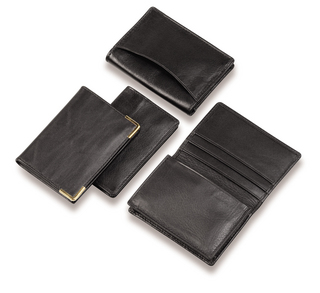 Promotional Product Classic Leather Card Holder