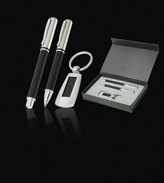 Promotional Product The Carbon Fibre Gift Set