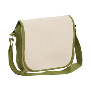 Promotional Product 100% Organic Cotton Satchel