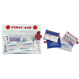 Promotional Product First Aid Travel Kit