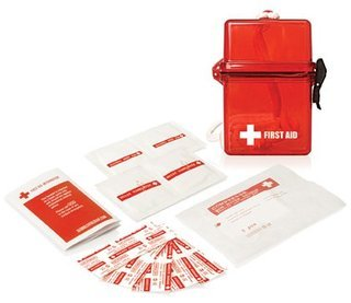 Promotional Product 15pc Waterproof First Aid Kit