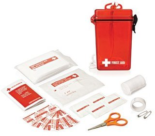 Promotional Product 21pc Waterproof First Aid Kit