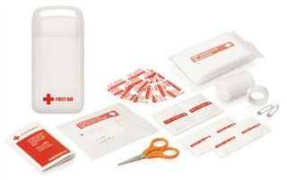 Promotional Product 23pc Compact First Aid Pack
