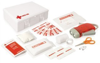 Promotional Product 23pc Emergency First Aid Kit