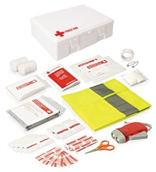 Promotional Product 49pc Emergency First Aid Pack