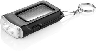 Promotional Product Solar Power Torch Keyring
