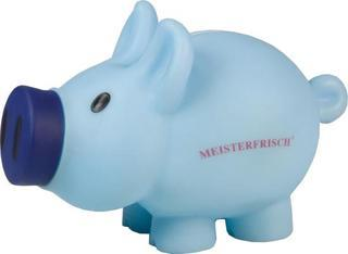 Promotional Product Rubberised Piggy Bank