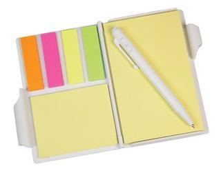 Promotional Product Sticky Notebook and Pen