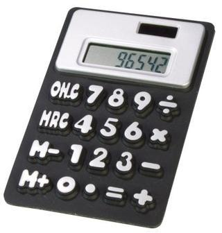 Promotional Product Floppy Calculator